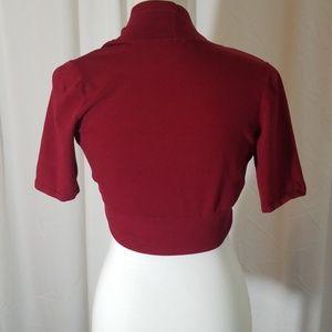 White House Black Market Sweaters - White House Black Market Shrug Cardigan